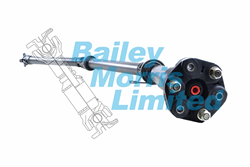 Picture of BMW 3 Series Full Propshaft (1568mm) 26111229569