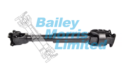 Picture of Toyota Hilux Full Propshaft (620mm) 37140-35060