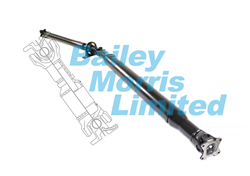 Picture of Volkswagen Crafter Full Propshaft (2560mm) A9064107916